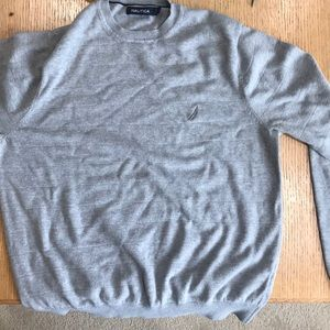 Nautica crew neck sweater